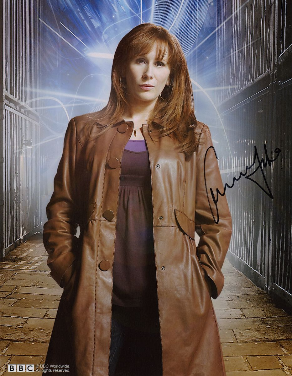 Russell Smith Ford >> Dr Who Autographs