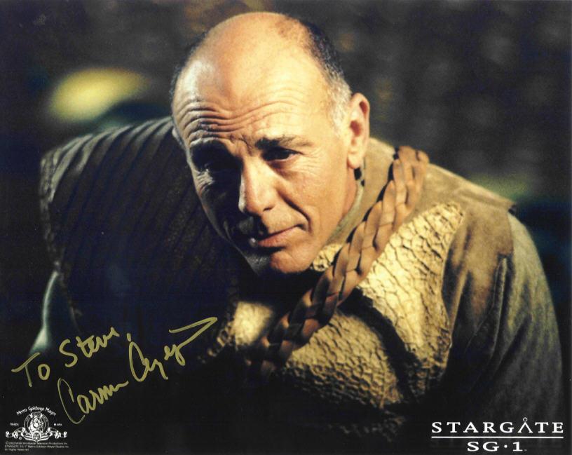 Carmen Argenziano: Stargate SG-1